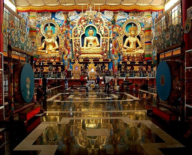 Buddhist With Karnataka Tour Package