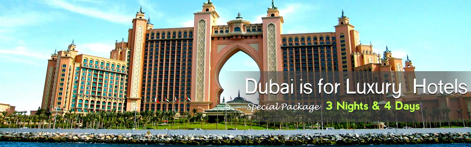 Luxury Hotel Dubai